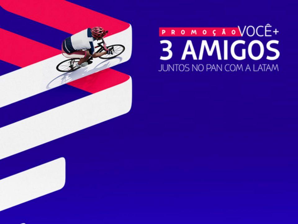 Latam - Jogos Pan-americanos 2019
